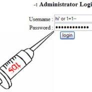Što je to SQL injection