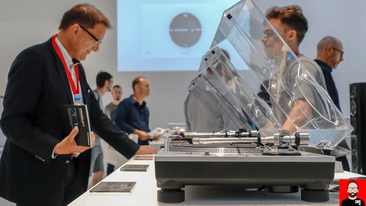 Technics teases SACD/Network player at IFA 2018 | Darko Audio