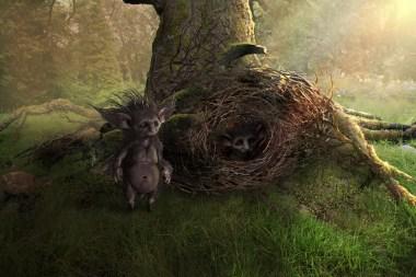 les créatures vivants dans le royaume de maléfique