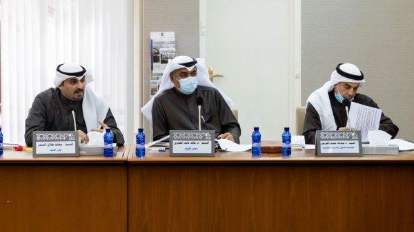 اجتماع اللجنة التشريعية البرلمانية لبحث اقتراحات تعديل الدوائر الانتخابية