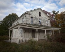 Abandoned Catskills New York