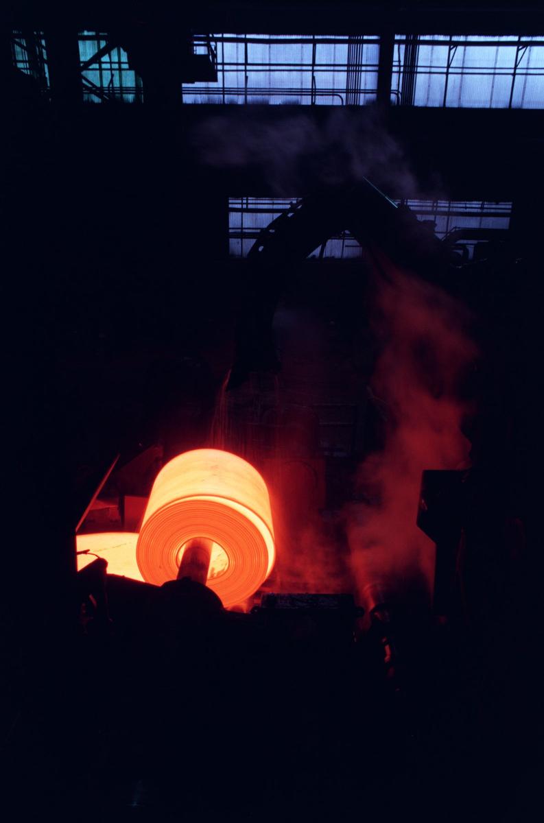 Photo retrospective of Bethlehem Steel Sparrows Point