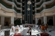 Hotels Tunisia Attacks Before and After