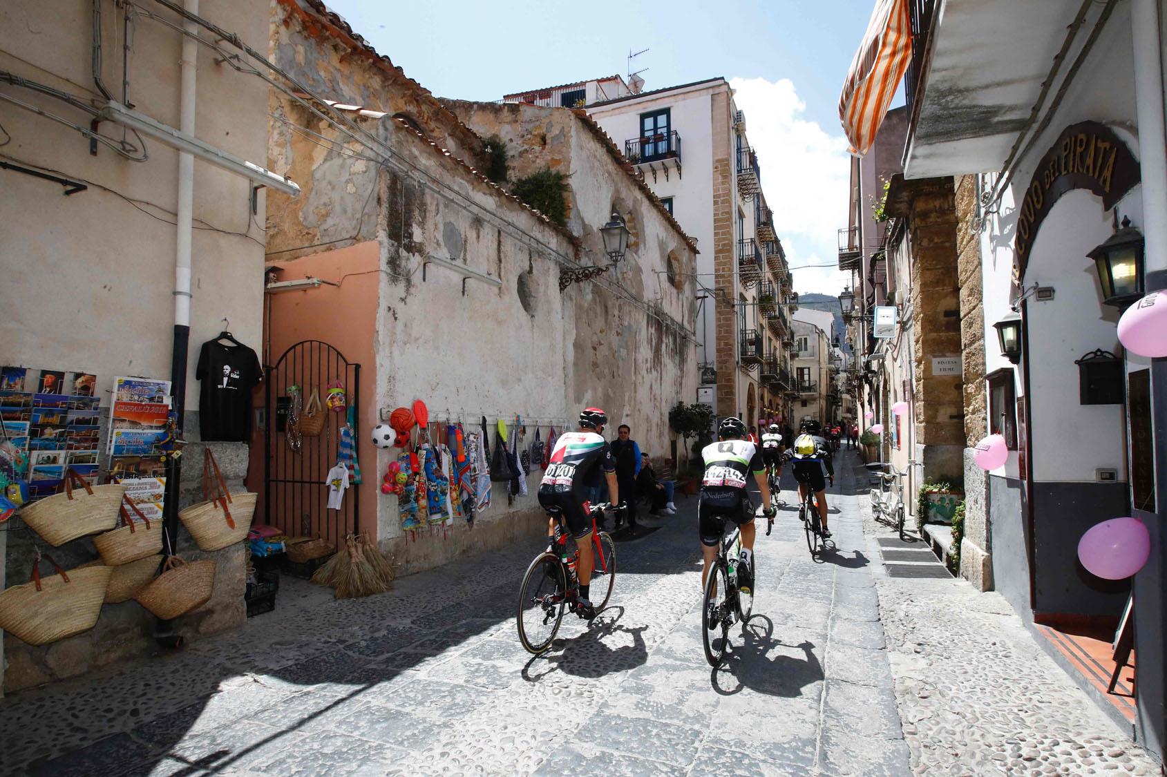 Image result for giro d'italia 2017 streets