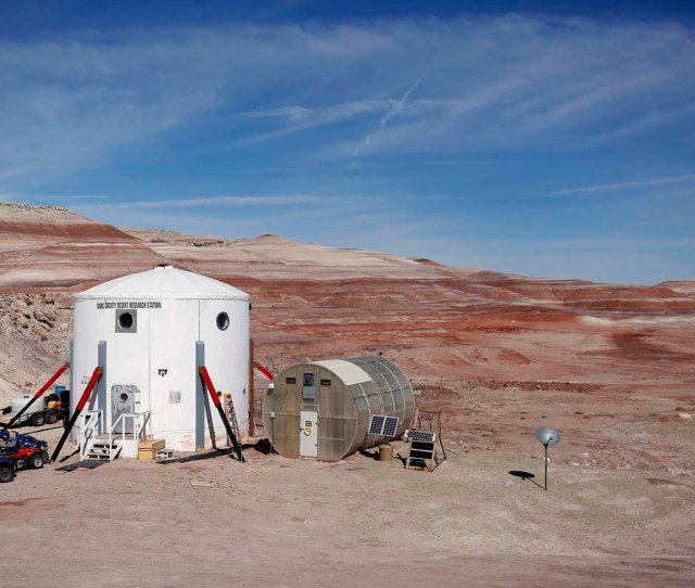 Mars On Earth Utah Desert Offers Training Ground For Human Exploration On Red Planet