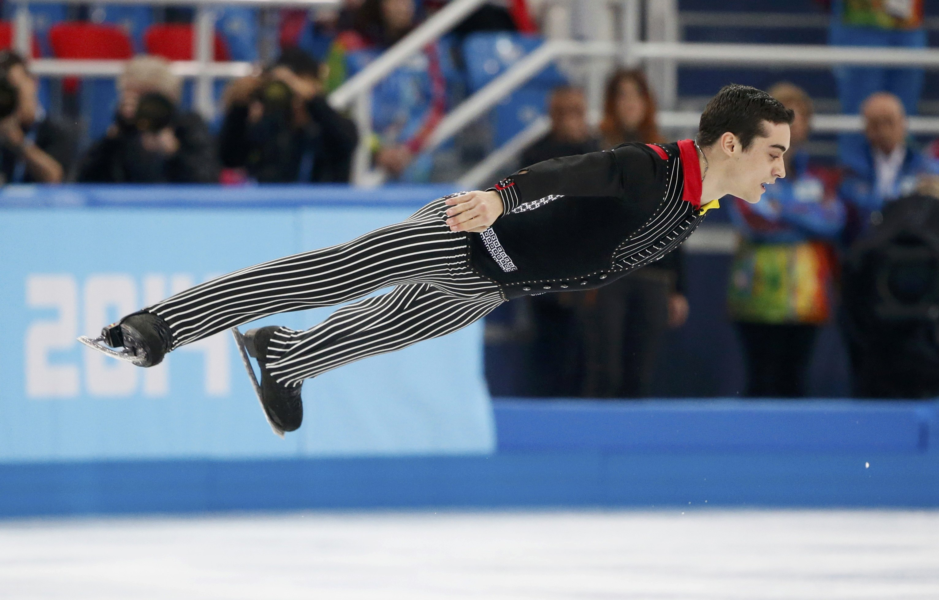 Sochi Olympics Day 8 Evgeni Plushenko Retires After Withdrawing From Olympics Us Crushes