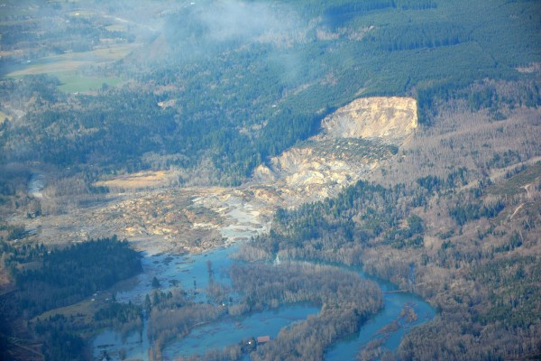 Washington State Mudslide Death Toll Expected Rise