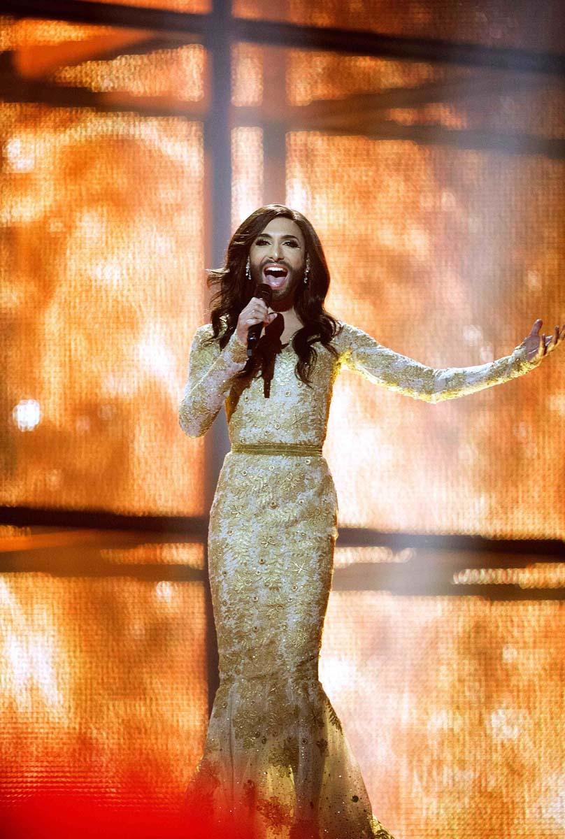 Conchita Wurst Rise Like A Phoenix : conchita, wurst, phoenix, Sound, Space:, Conchita, Wurst