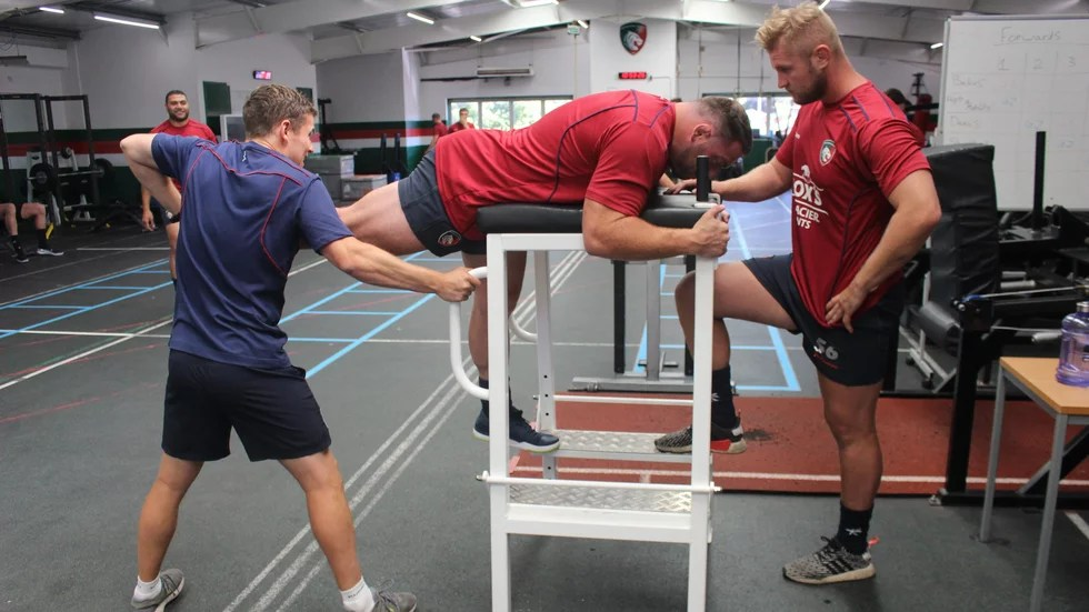 Gallery  Tigers PreSeason Training  Leicester Tigers