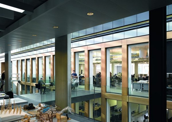 Oxford Brookes University Architecture