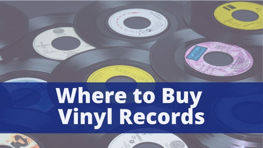 Where to buy vinyl record Darkside Vinyl featured image records on a table