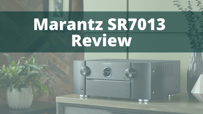 Marantz SR7013 Review 2020 Darkside Vinyl