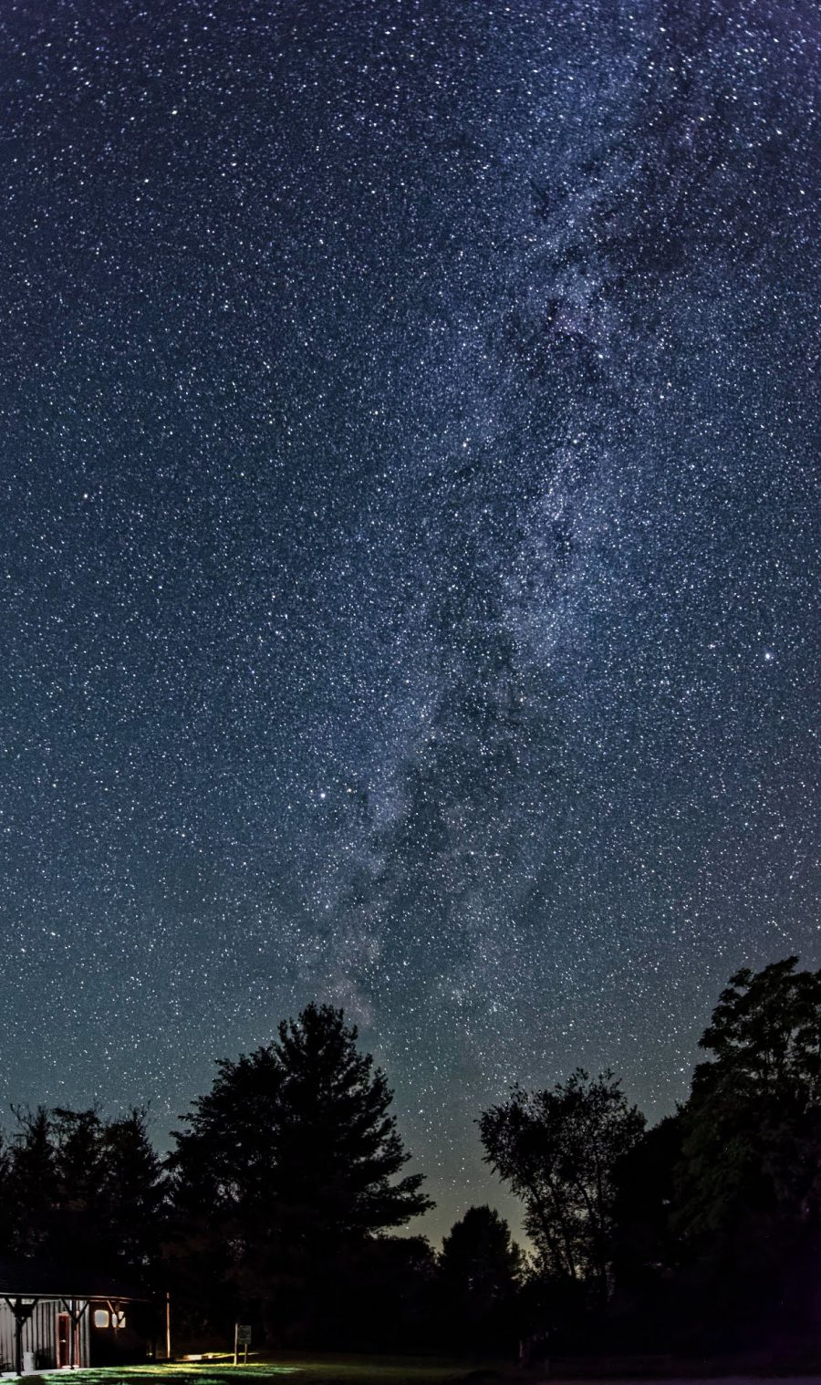 Rappahannock County Park Awarded International Dark Sky