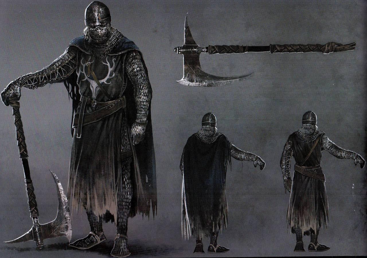 Templar Creighton Armor Dark Souls 2 Nexus Mods And