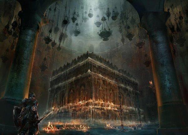 Deacons Of Deep Dark Souls 3 Wiki