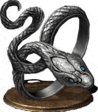 Covetous Silver Serpent Ring | Dark Souls 3 Wiki