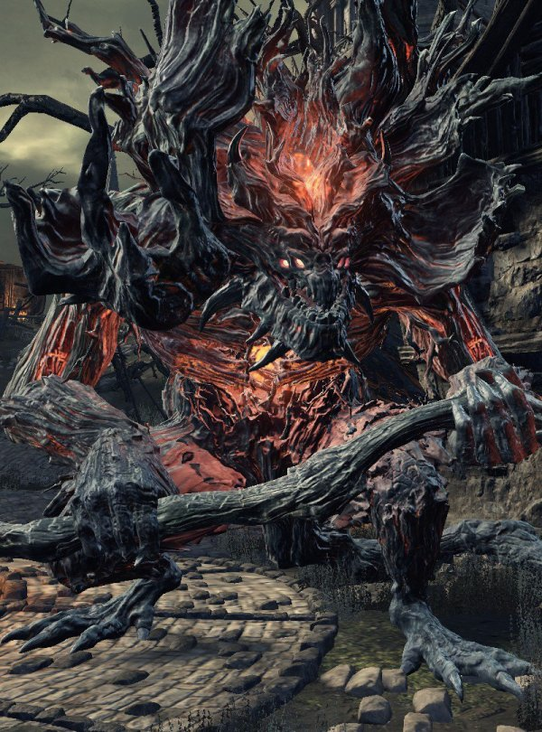 Demon Dark Souls 3 Wiki