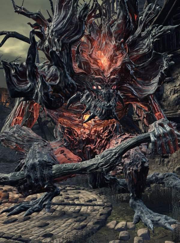 Demon Dark Souls 3 Wiki