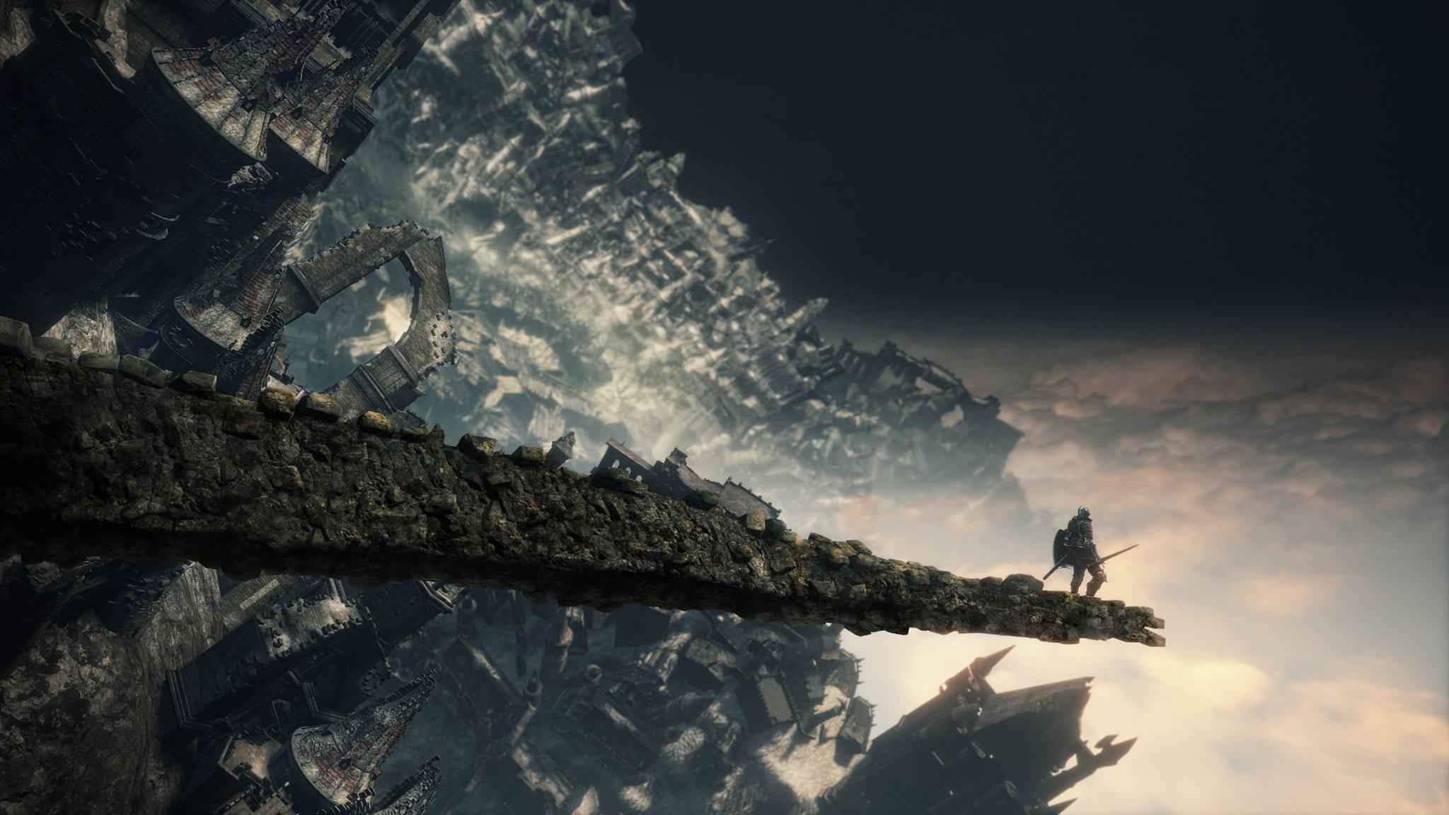 Dark Knight Falls Wallpaper The Ringed City Dark Souls 3 Wiki