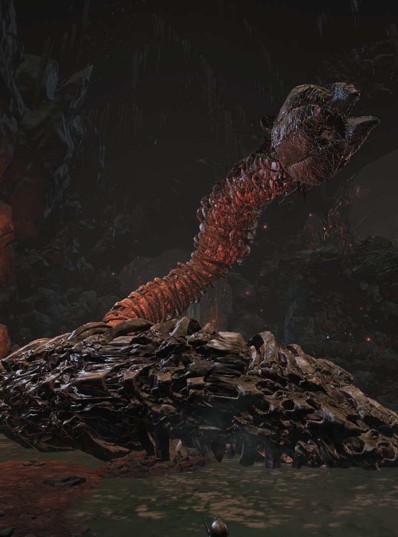 Dark Souls 3 Seed Of A Giant Tree : souls, giant, Carthus, Sandworm, Souls