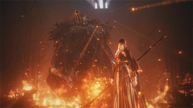Sister Friede  Dark Souls 3 Wiki
