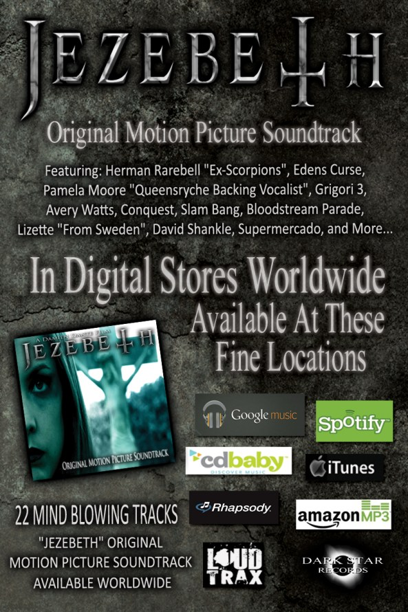 Jezebeth Original Motion Picture Soundtrack