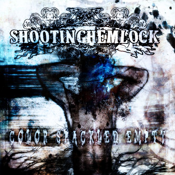 Color Spackled Empty by Shooting Hemlock