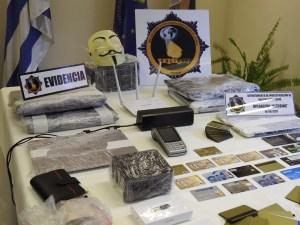 Operacion Bitcoins: Police Press Release