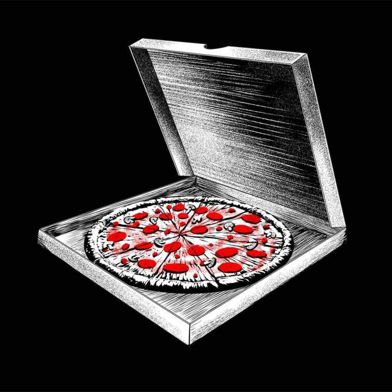 97: The Pizza Problem