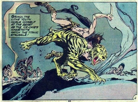 Alex Nino's Korak, Son of Tarzan