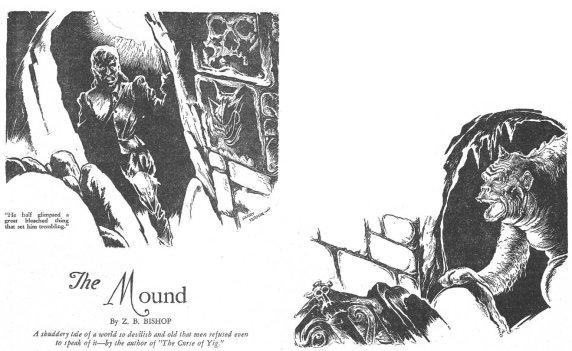 H. P. Lovecraft's The Mound, At Last.... - Dark Worlds Quarterly