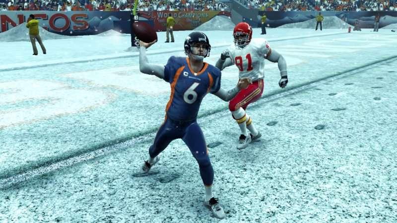 Madden NFL 09 Xbox 360, PS3 review - DarkZero