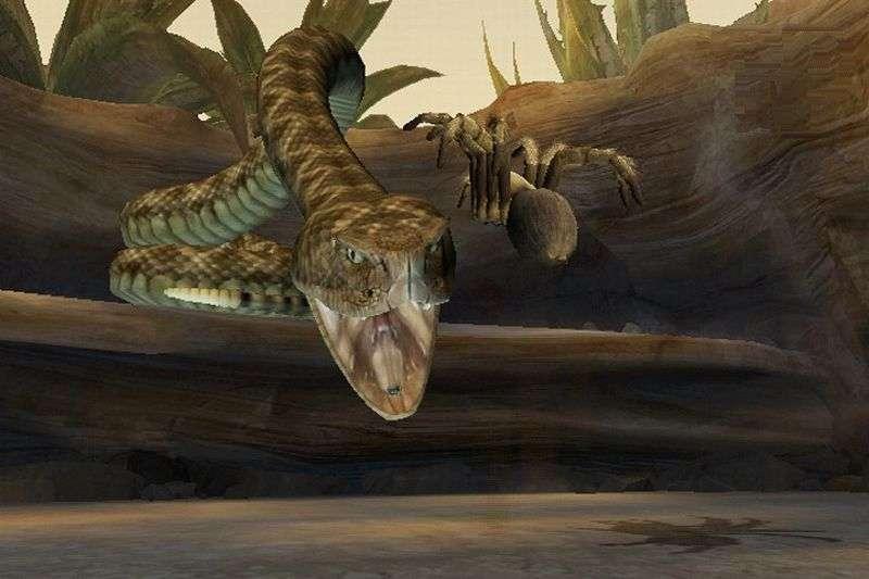 скачать игру Wii Deadly Creatures - фото 10