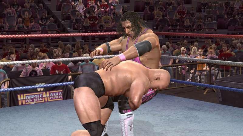 Wwe Legends Of Wrestlemania Xbox 360 Ps3 Review Darkzero