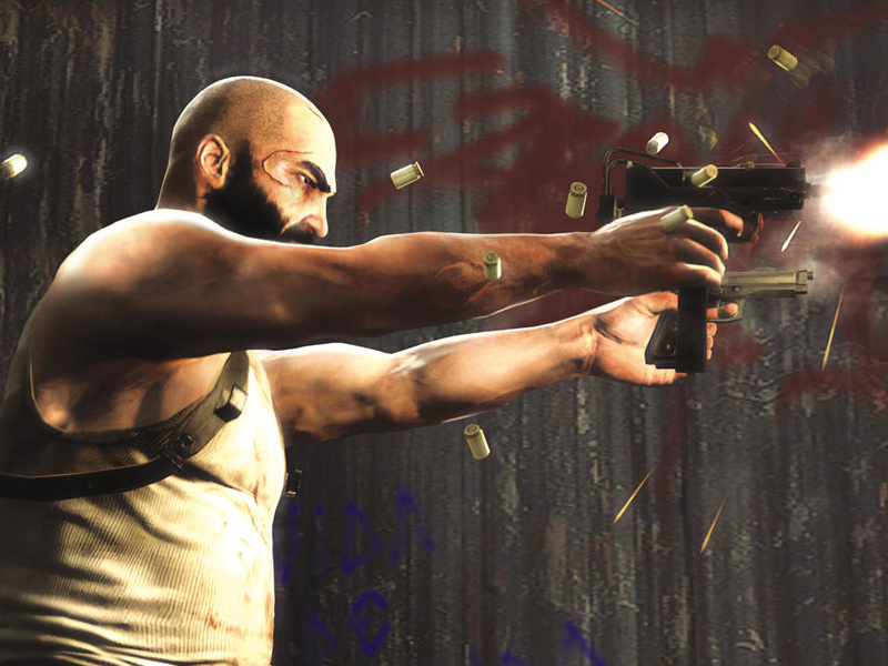 Max Payne 3 Screenshots Show That Max Is Old Bald And Generic