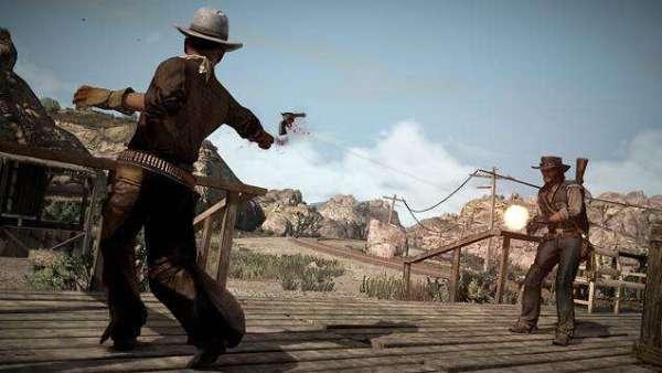 Red Dead Redemption Xbox 360, PS3 review - DarkZero