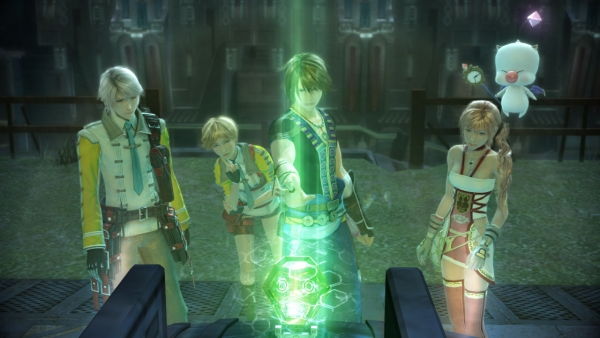 Final Fantasy XIII-2 PS3 review - DarkZero
