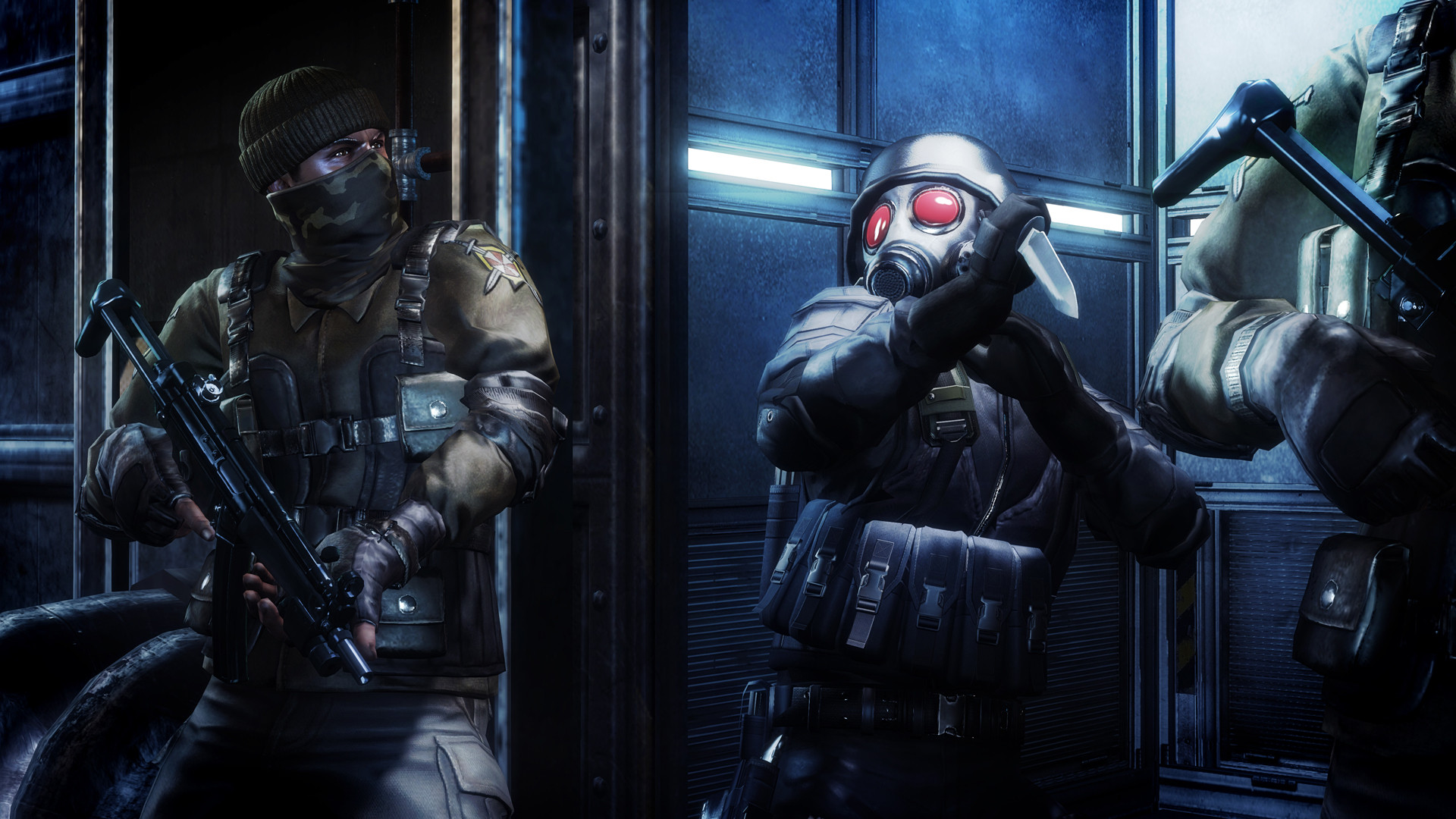 Image result for RESIDENT EVIL: OPERATION RACCOON CITY