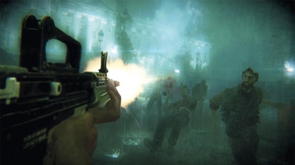 ZombiU screen 2