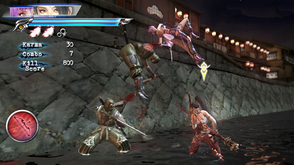 Ninja Gaiden Sigma 2 Plus Vita Review - Screenshot 3
