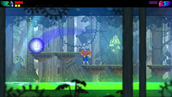 Guacamelee screen 5