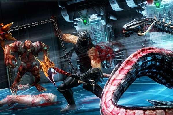 Ninja Gaiden 3 Razor S Edge Ps3 Review Darkzero