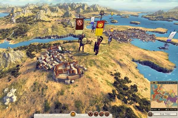 Total War_Rome II - 3