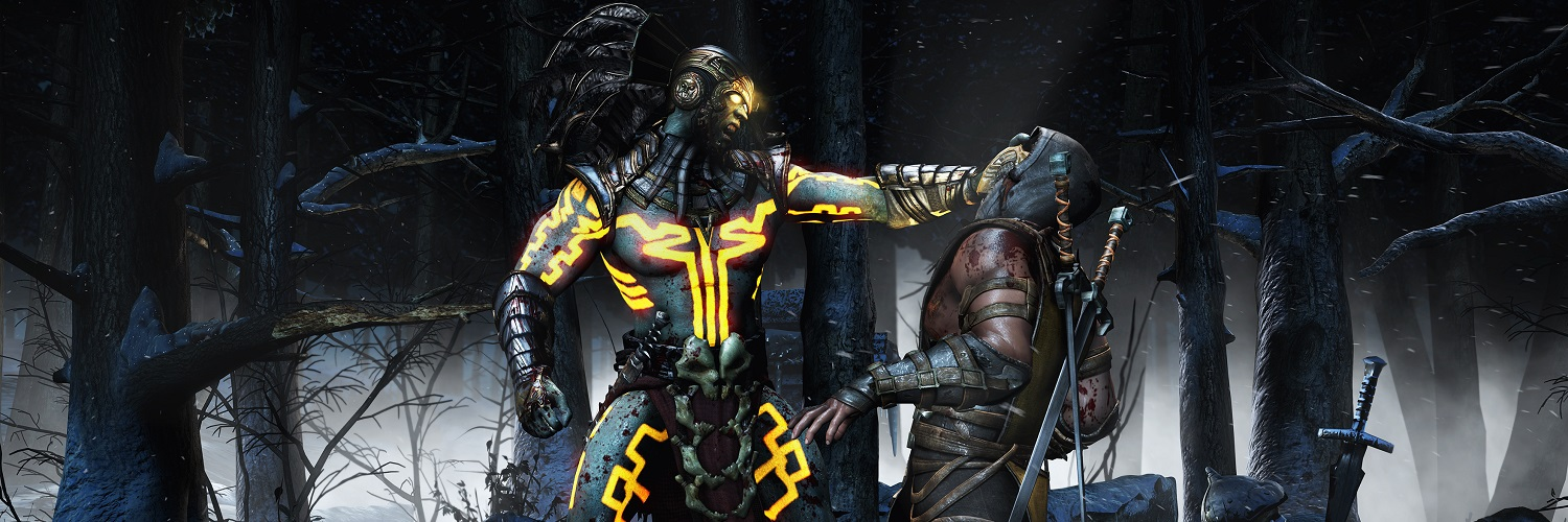 mortal kombat x ray spine