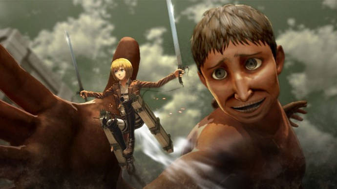 Attack on Titan: Wings of Freedom PS4 review - DarkZero