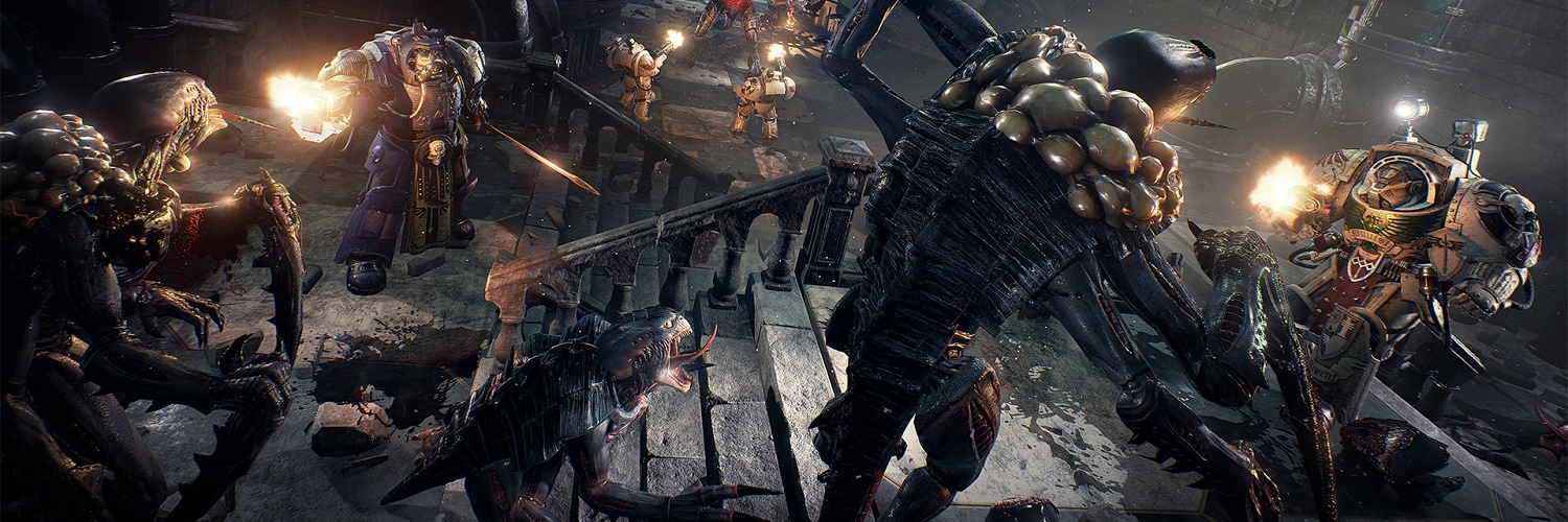 Space Hulk: Deathwing PC review - DarkZero