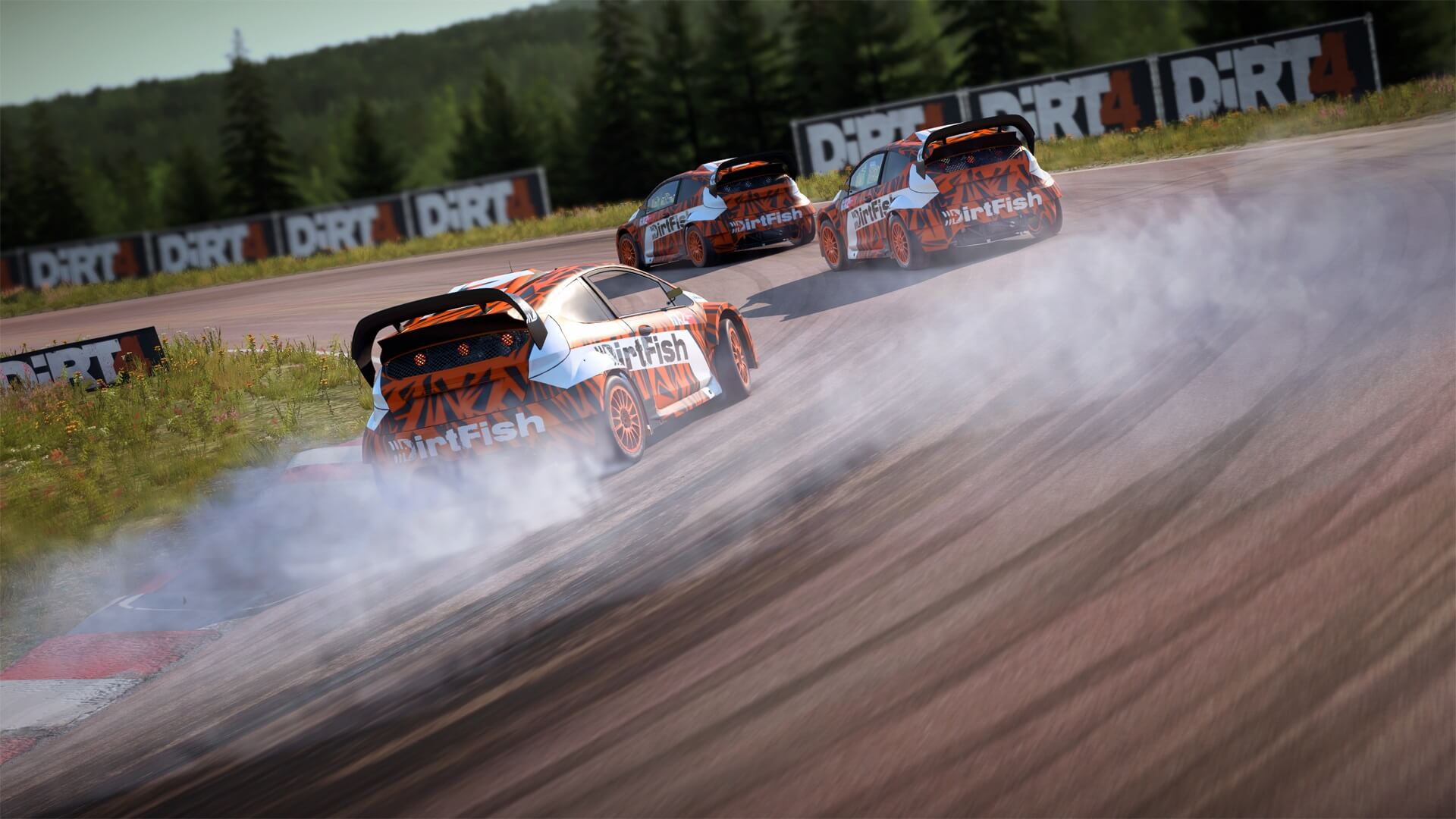 dirt 4 pc review darkzero. Black Bedroom Furniture Sets. Home Design Ideas