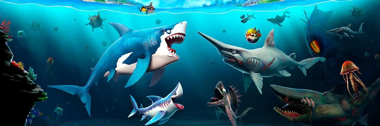 знакомого картинки всех акул из игры акула том, что наташа