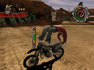 Crusty Demons Xbox, PS2 review - DarkZero