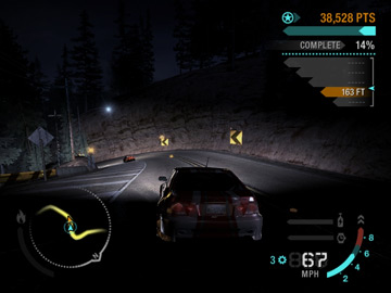 Need for Speed Carbon PS2 review - DarkZero